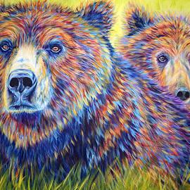 Teshia Art - Just the Two of Us