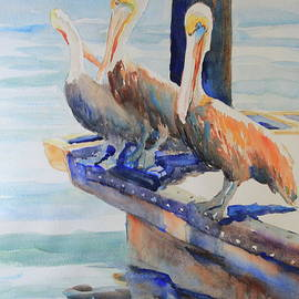 Marsha Reeves - Just Us Pelicans