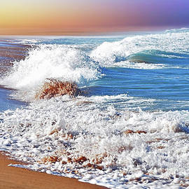 Just Waves by Kaye Menner