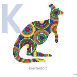 K is for Kangaroo - Ron Magnes
