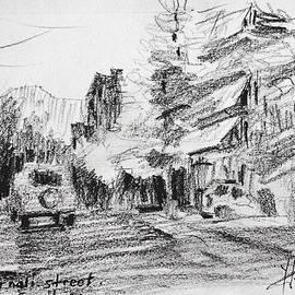 K Varnali Street Nea Erythraia  - Ylli Haruni