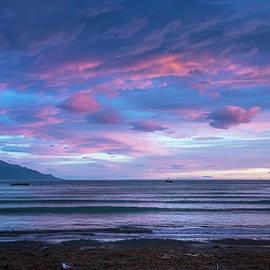 Joan Carroll - Kaikoura New Zealand Dawn