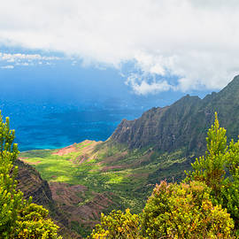 Kalalau Valley 2 by Brian Harig