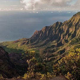 Kalalau Valley 3 by Brian Harig