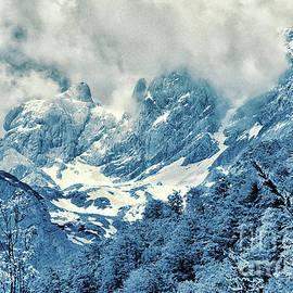Norman Gabitzsch - Kamnik Alps #2