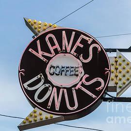 Thomas Marchessault - Kanes Donuts