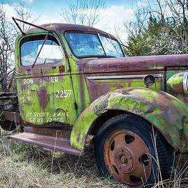 Steven Bateson - Kansas Green Field Truck
