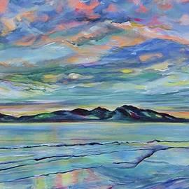 Karin McCombe Jones - Kapiti Island