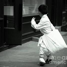 Karate Kid by Noa Yerushalmi