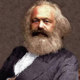 John Springfield - Karl Marx, Political Theorist and Philosopher