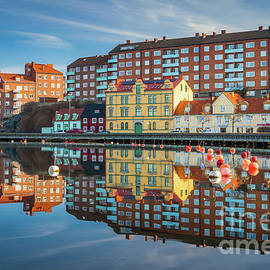 Inge Johnsson - Karlskrona Reflection
