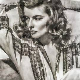 John Springfield - Katherine Jepburn, Vintage Actress