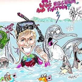 Kathy's Aquatic World by Wayne Monninger