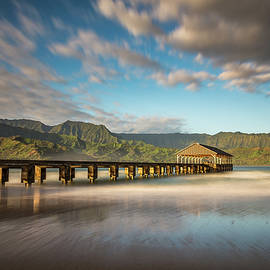 Kauai's Hanalei Pier by Pierre Leclerc Photography