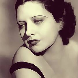 Kay Francis, Vintage Actress - John Springfield