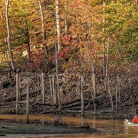 John Prause - Kayak on Monksville Reservoir in West Milford