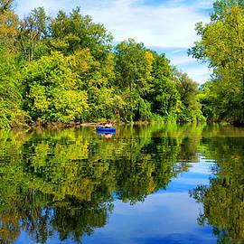 Michael Rucker - River Kayaking