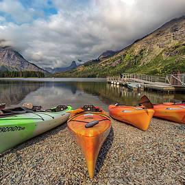 Kayaks - Peter Tellone