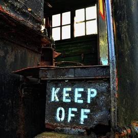 Lauren Leigh Hunter Fine Art Photography - Keep Off