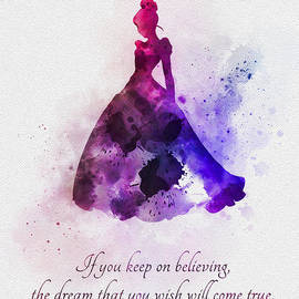Keep on Believing - Rebecca Jenkins