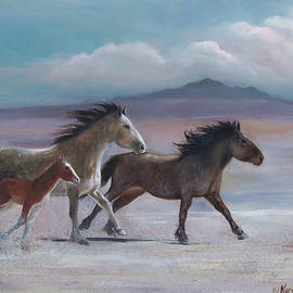 Karen Kennedy Chatham - Keepers of the Desert