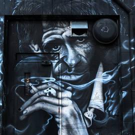 Keith Richards Graffiti