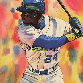 Michael Pattison - Ken Griffey Jr. Seattle Mariners
