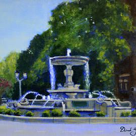 David Zimmerman -  Kenan Memorial Fountain