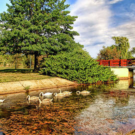Kennedy Park in Sayreville, NJ by Geraldine Scull