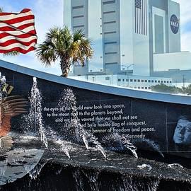 Barbara Chichester - Kennedy Space Center Titusville Florida
