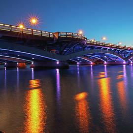 Juergen Roth - Kenneth F. Burns Memorial Bridge