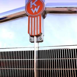 Karyn Robinson - Kenworth Insignia and Grill