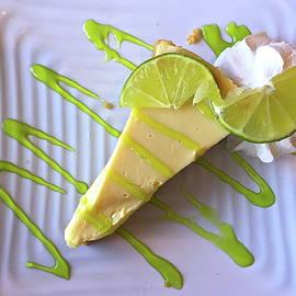 Key Lime Pie by Denise Mazzocco