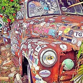Key West Junk Truck I by Chris Andruskiewicz