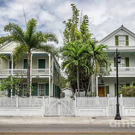 Key West Style Homes, Florida by Liesl Walsh