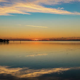 Key West Sunrise 46 by Bob Slitzan