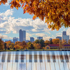 Keys To The City Of Denver by James BO Insogna