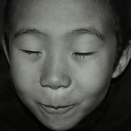 Kid From Beijing  by Alexandra Jordankova