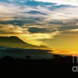 Kilimanjaro by Scott Kemper