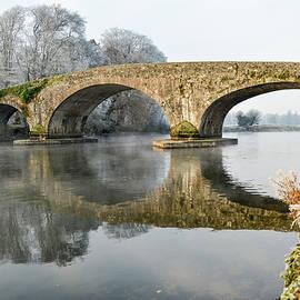 Joe Ormonde - Kilsheelan Bridge in Winter