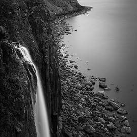 Dave Bowman - Kilt Rock Waterfall