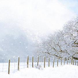 Jordan Blackstone - Kindness Is Like Snow - Winter Art