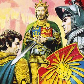 King Arthur - Roger Payne