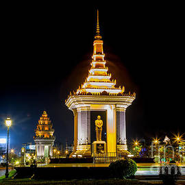 Rene Triay Photography - King Norodom Sihanolik Phenom Penh Cambodia
