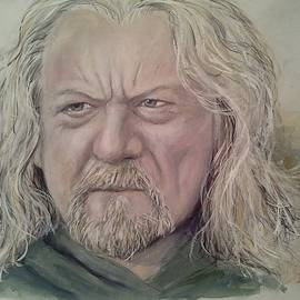 Duncan Sawyer - King Theoden