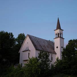 New England Photographic - Kingfield United Methodist Church