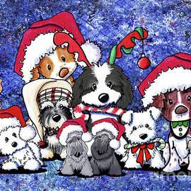 Kim Niles - KiniArt Christmas Party