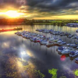 Kim Shatwell-Irishphotographer - Kinnego Marina Sunrise