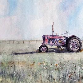 Richard Hahn - Kiowa Tractor Retired