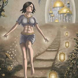 Joseph Kemeny - Kira And The Palace Of Light